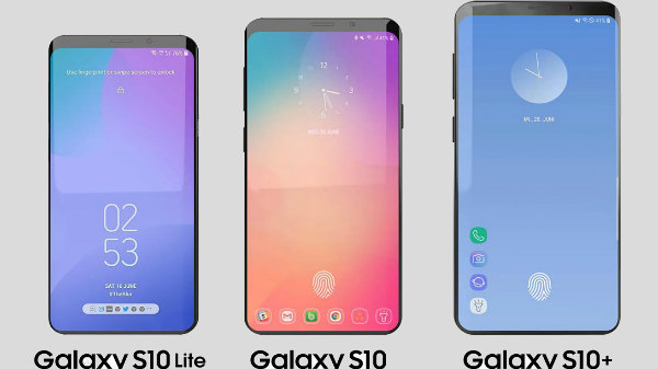 Samsung Galaxy S10 Lite will feature Infinity-O display
