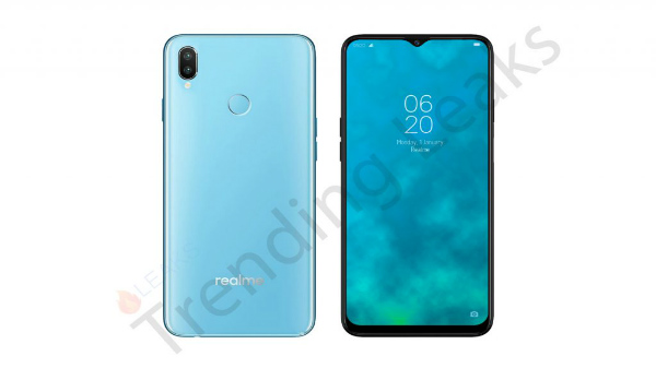 Here is the first look at the Realme U1 with a 25 MP selfie camera