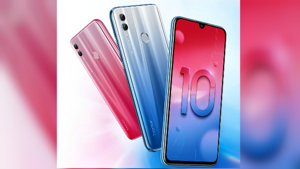 Honor 10 Lite with Android 9 Pie officially launched for Rs 14,250