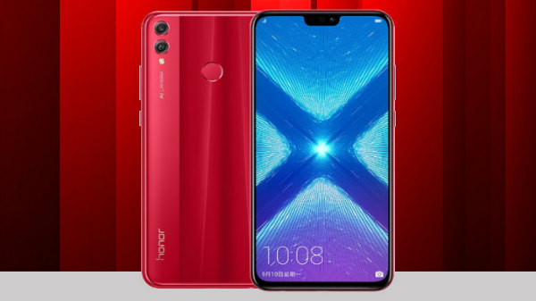 Honor 8x Red Edition launched in India for Rs 14,999