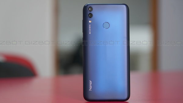 Honor 8C up for its first sale in India: Launch offers and specs