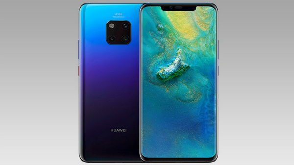 Huawei Mate 20 Pro receives first update with improved camera features