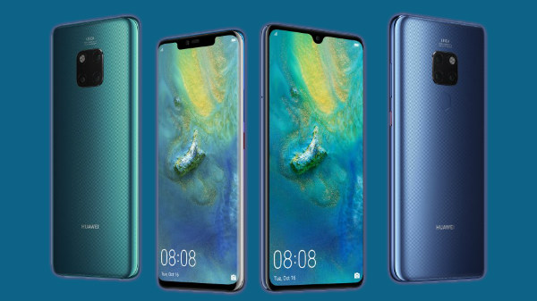 Huawei Mate 20 Pro launched at Rs 69,990 Vs other High End smartphones