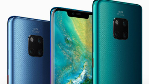 Huawei Mate 20 Pro will launch in India on the 27th of November