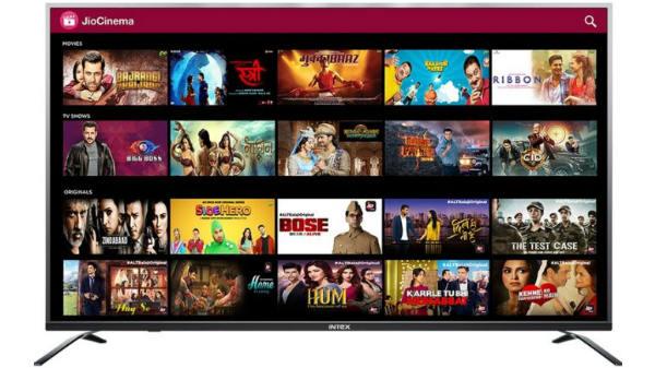 Intex 4K UHD Smart TVs with JioCinema app launched