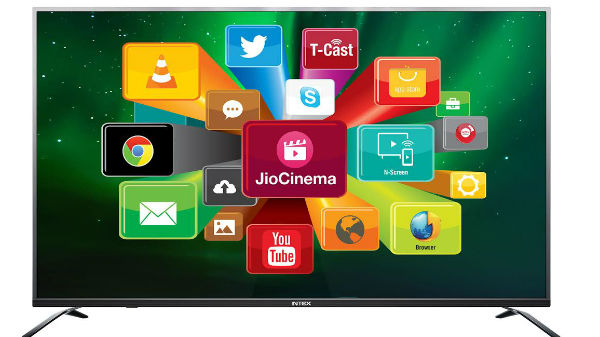 Intex brings new line of 4K UHD Smart LEDs with JioCinema support