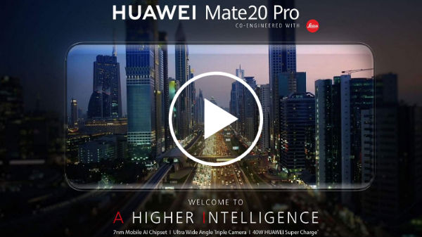 Huawei Mate 20 Pro launched in India for Rs 69,999