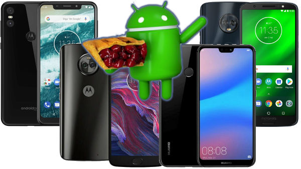 Mid-range Phones with promised Android 9 Pie update to buy in India