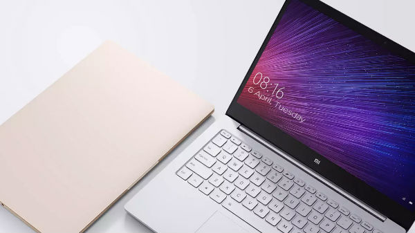 Xiaomi announces 13.3-inch Mi Notebook Air with fast charging support