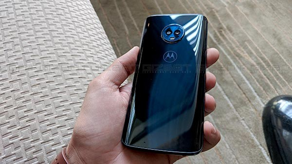 Moto G6 receives a permanent price cut of Rs 3,000
