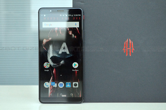 Nubia Red Magic gaming phone arriving this December in India: Report