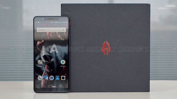 Nubia Red Magic first impression: Gaming-centric design