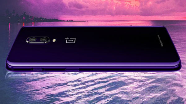 OnePlus 6T 'Thunder Purple' color variant listed online