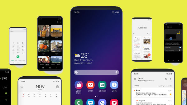 Samsung Galaxy S8 , S8+, and Galaxy Note 8 won't be tasting the One UI