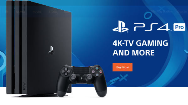 Sony PlayStation 4 Pro model with less noisy fans launched silently