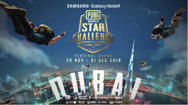 PUBG Mobile Star challenge finals to go live from Nov 29 in Dubai