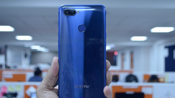 Realme U series smartphone could be a selfie-centric model