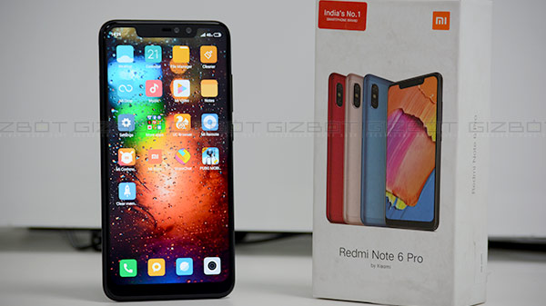 Xiaomi Redmi Note 6 Pro, Asus Zenfone Lite L1 flash sale at 12PM