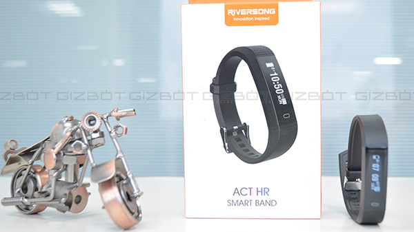 Riversong ACT HR review: A value for money fitness tracker