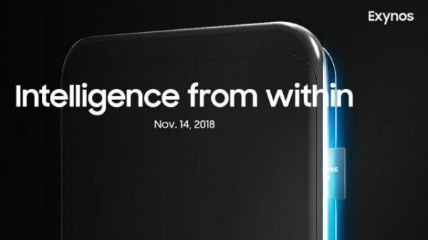 Samsung to announce the Exynos 9820 SoC on the 14th of November