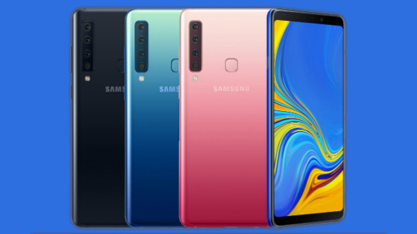 Samsung Galaxy A9 (2018) vs other smartphones under Rs. 40,000
