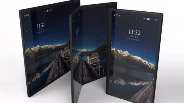 Samsung may launch its first  foldable phone 'Galaxy F' on November