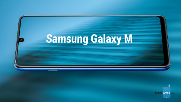Samsung Galaxy M2: The first notch-phone from Samsung leaked
