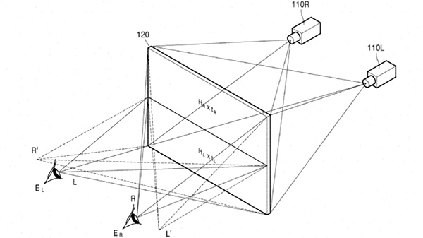 Samsung might be working on a holographic display, patent reveals