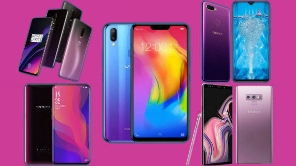 Smartphones that are Purple Color for Highlight on your Hand: Oneplus, Samsung, Vivo, Oppo and more