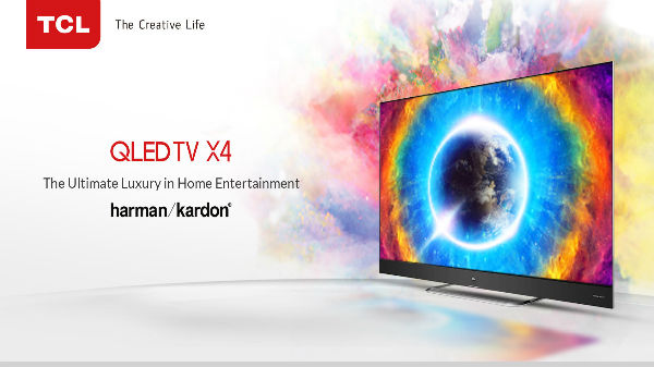 TCL launches 65-inch QLED Android TV in India for Rs 1,09,990
