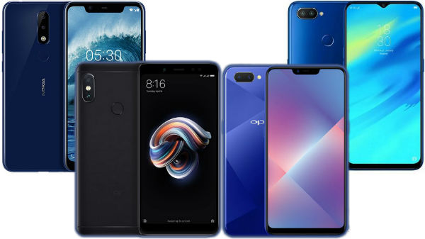 Buying guide: Best 6-inch smartphones under Rs. 15,000 from Realme, Samsung, OPPO, Vivo and more