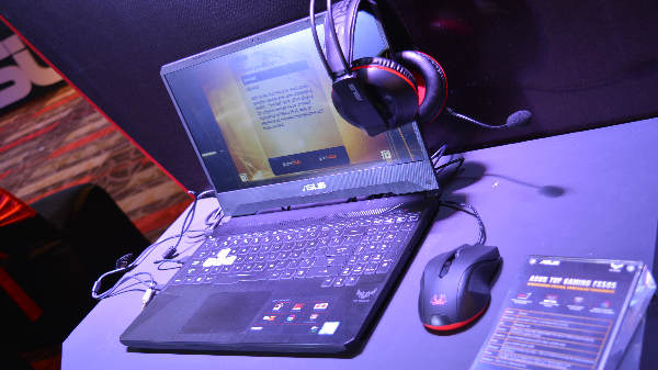 Asus launches TUF FX505, TUF FX705 gaming laptops in India starting at Rs 79,990