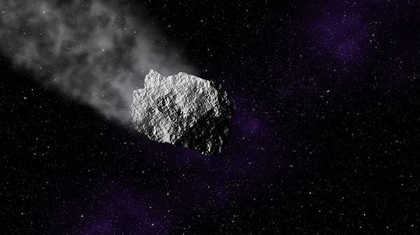 Asteroid warning: Gigantic space rock skimmed Earth at 34,000mph