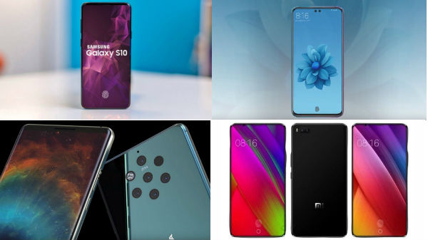 List of upcoming smartphones expected to be launched in 2019