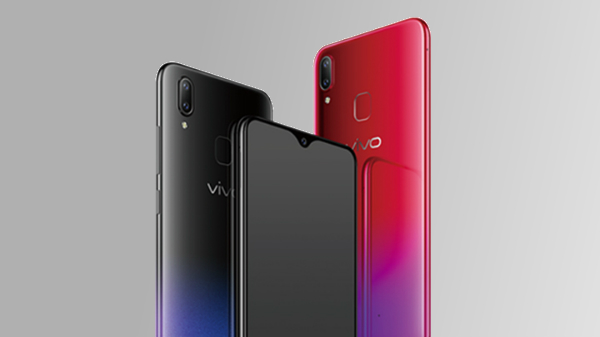 Vivo Y95 with waterdrop notch goes official