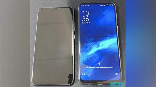 Video: Asus Zenfone 6 with odd notch placement leaked