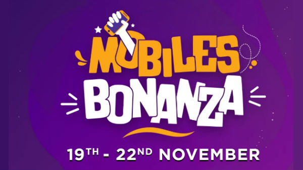 Flipkart Mobile Bonanza sale starts from November 19: Offers and deals