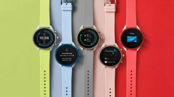 Fossil Sport smartwatch based on Qualcomm Snapdragon 3100 SoC launched