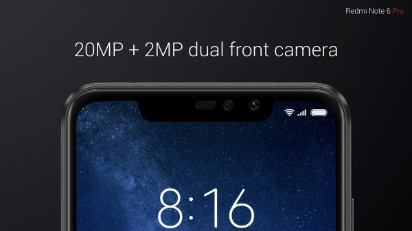 Xiaomi to launch a new notch-phone on 22nd of November