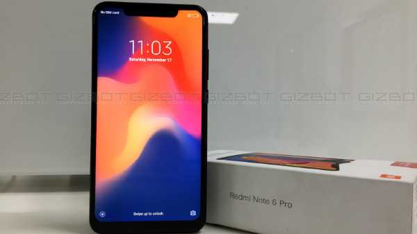 Xiaomi Redmi Note 6 Pro Will Be A Flipkart Exclusive Black Friday