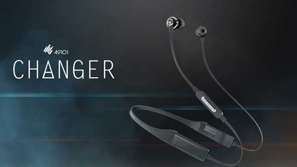 A wireless earphone that can give and take charge from your phone