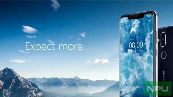 Nokia 8.1 massive leak: Official images, specifications and more