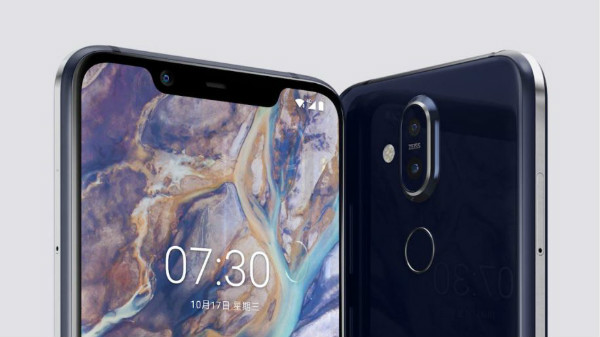 Nokia 8.1 might launch in India on the 28th of November: Expected to cost Rs 23,999