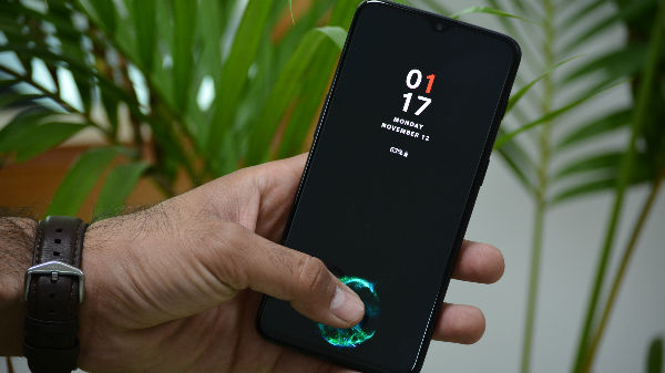 This is how Screen Unlock in the OnePlus 6T works faster every time