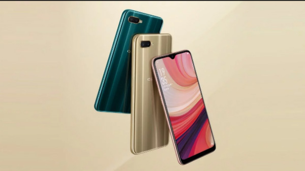 Oppo A7 with waterdrop notch announced: Price, specifications, features and more