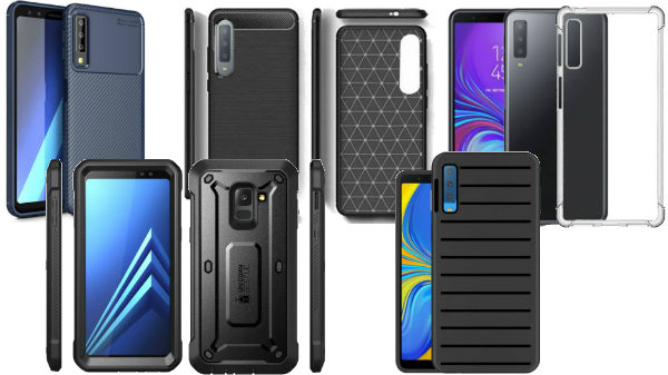 Best Samsung Galaxy A7 (2018) accessories (cases and covers) available in India
