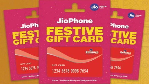 What is JioPhone Festive Gift Card: How to Purchase and Redeem?