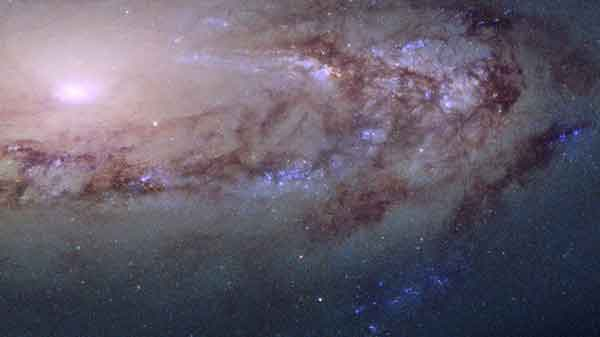 NASA Hubble telescope captures breathtaking images of space