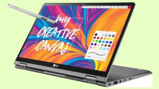 LG to unveil Gram 2-in-1 convertible laptop at CES 2019