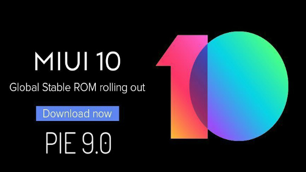 Android 9 Pie stable update (MIUI 10.1.3.0) now available for Poco F1